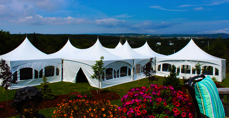 & White Sky Tent Rentals